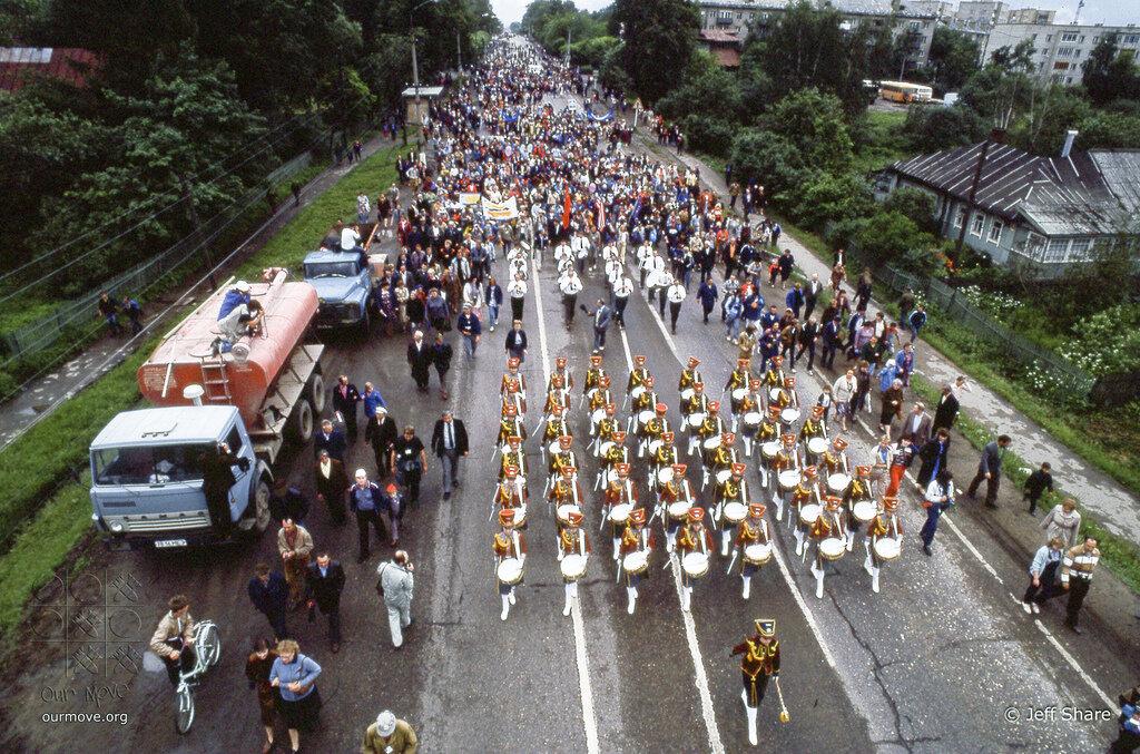 Поход мира или марш победителей. СССР и США в 1987 году