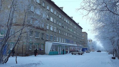 Фото города Инта №2433  Социалистическая 3, Мира 7 и 4 06.01.2013_13:01