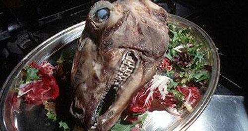 Тюркское блюдо Пача