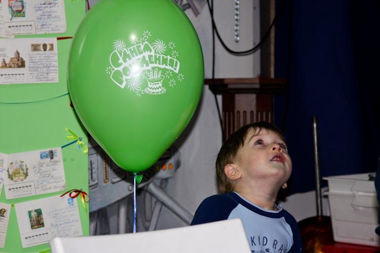 День рождения Дениса в ЛабиринтУм