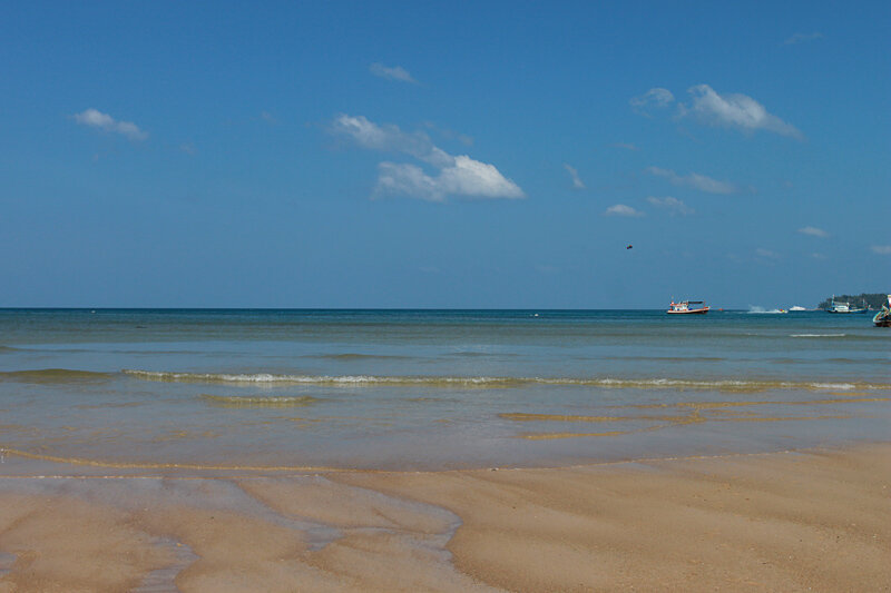 Kamala Beach on Phuket
