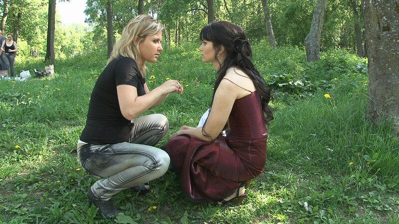 Олия и Мария