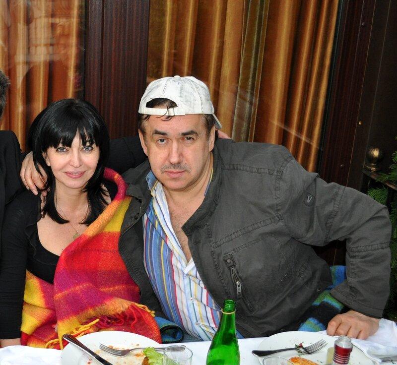 Лейла Курашинова, Стас Садальский