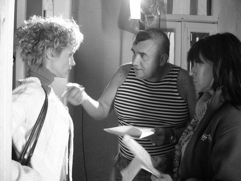С Людой Куреповой и Галей Шигаевой