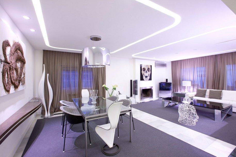Жуткая квартира в центре Мадрида