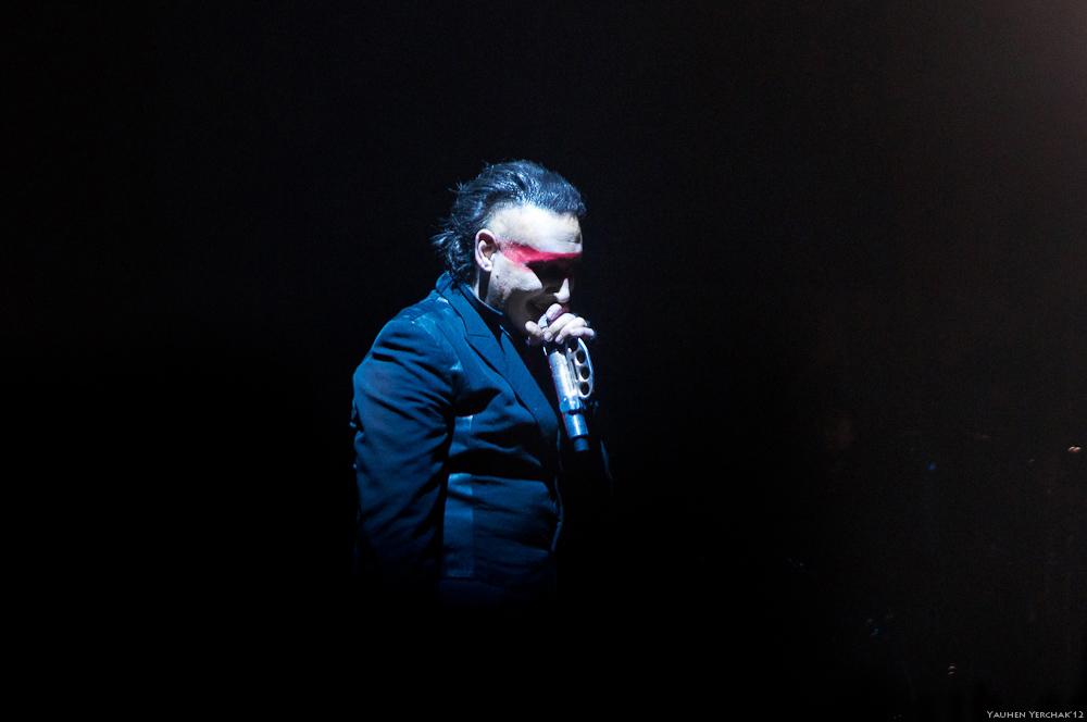 Marylin Manson, photo, Мэрилин Мэнсон в Минске, фото
