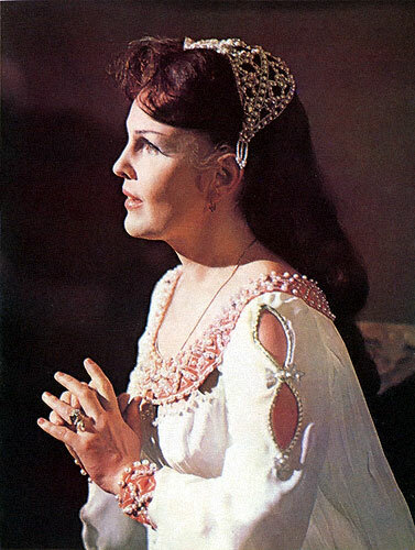 Тамара Сорокина. Франческа да Римини.