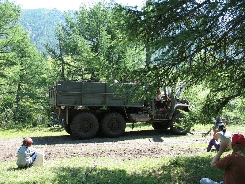 Наш грузовик