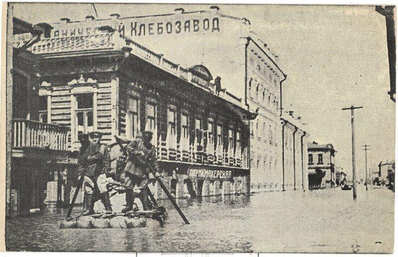 ул. Баррикадная
