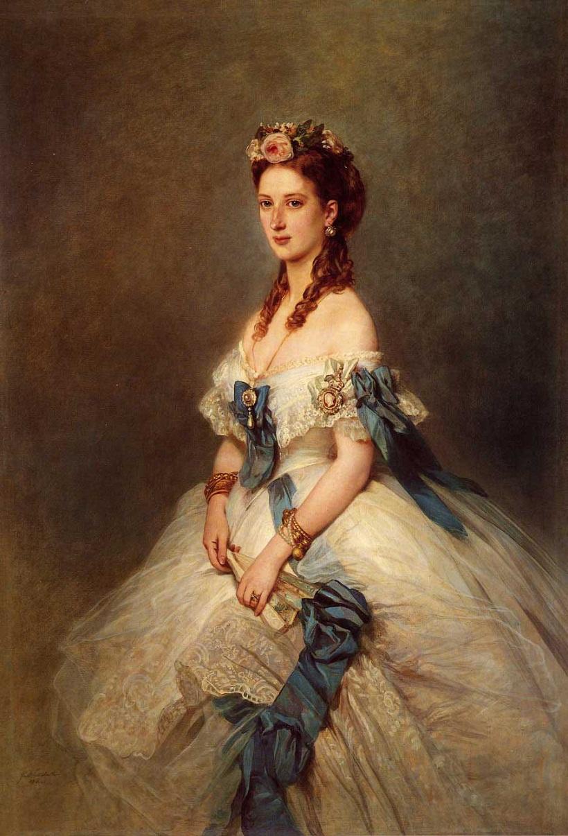 Королева Александра (1844-1925), когда принцесса Уэльская