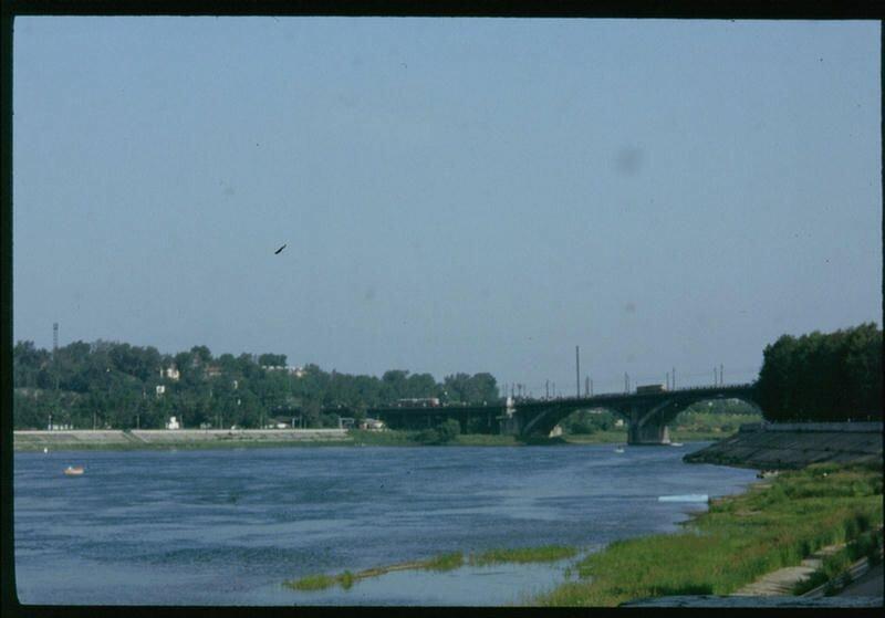 112. Ангарский мост в Иркутске