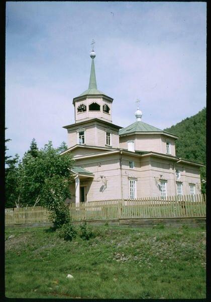 167. Село Николы на Байкале