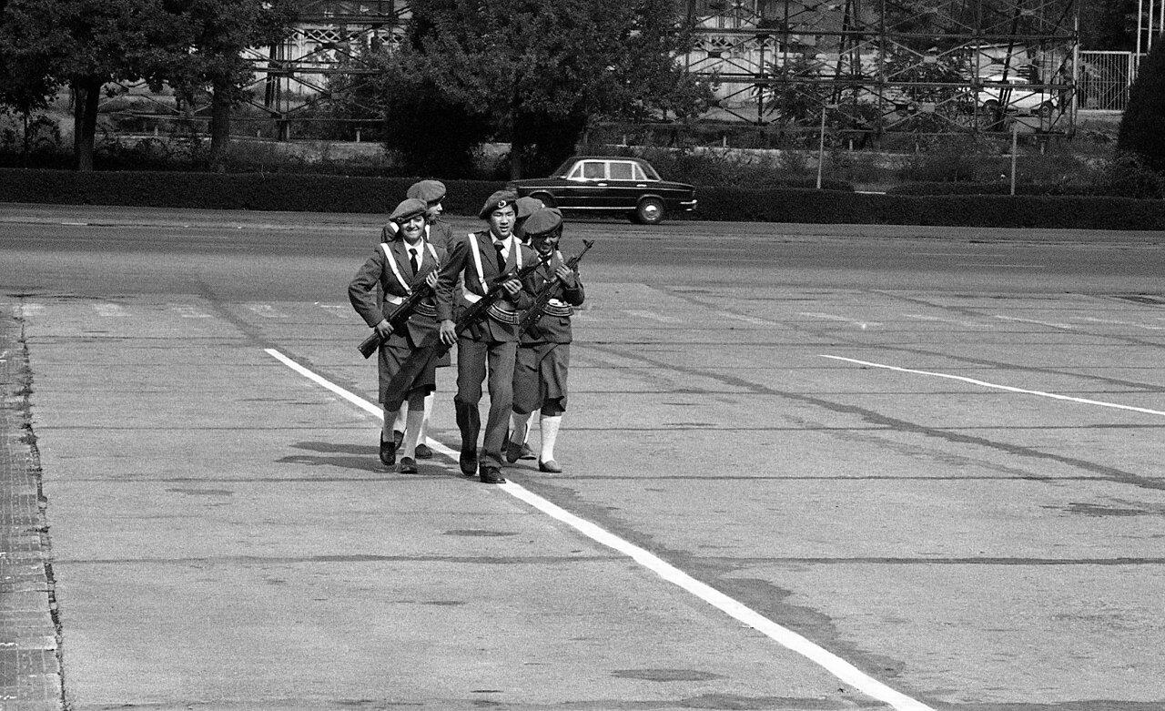 Юные солдаты