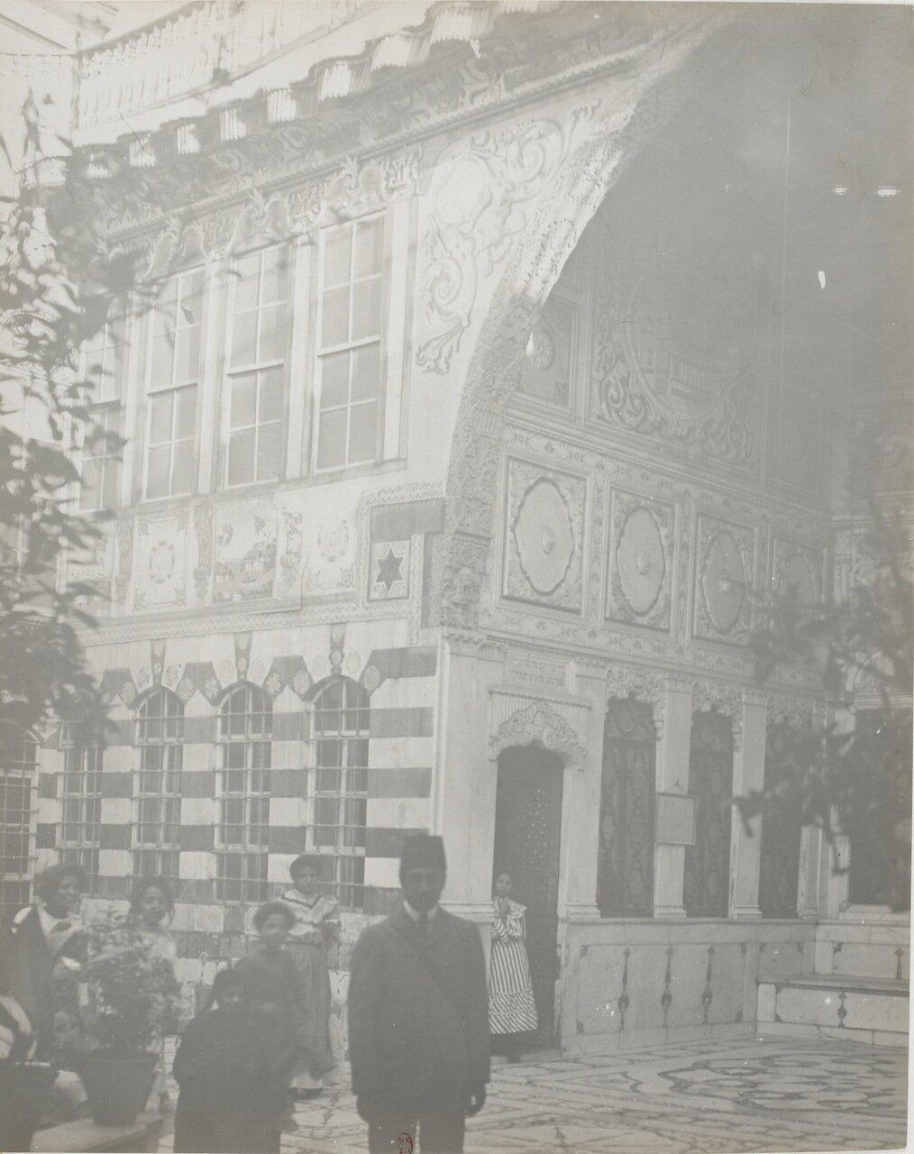 Сирия. Дамаск. Еврейская школа.