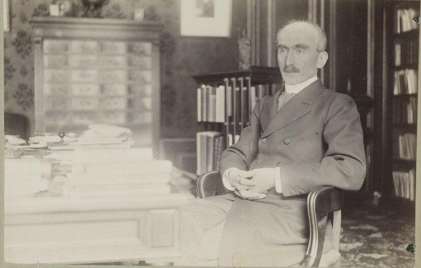 Анри Бергсон (1859-1941)