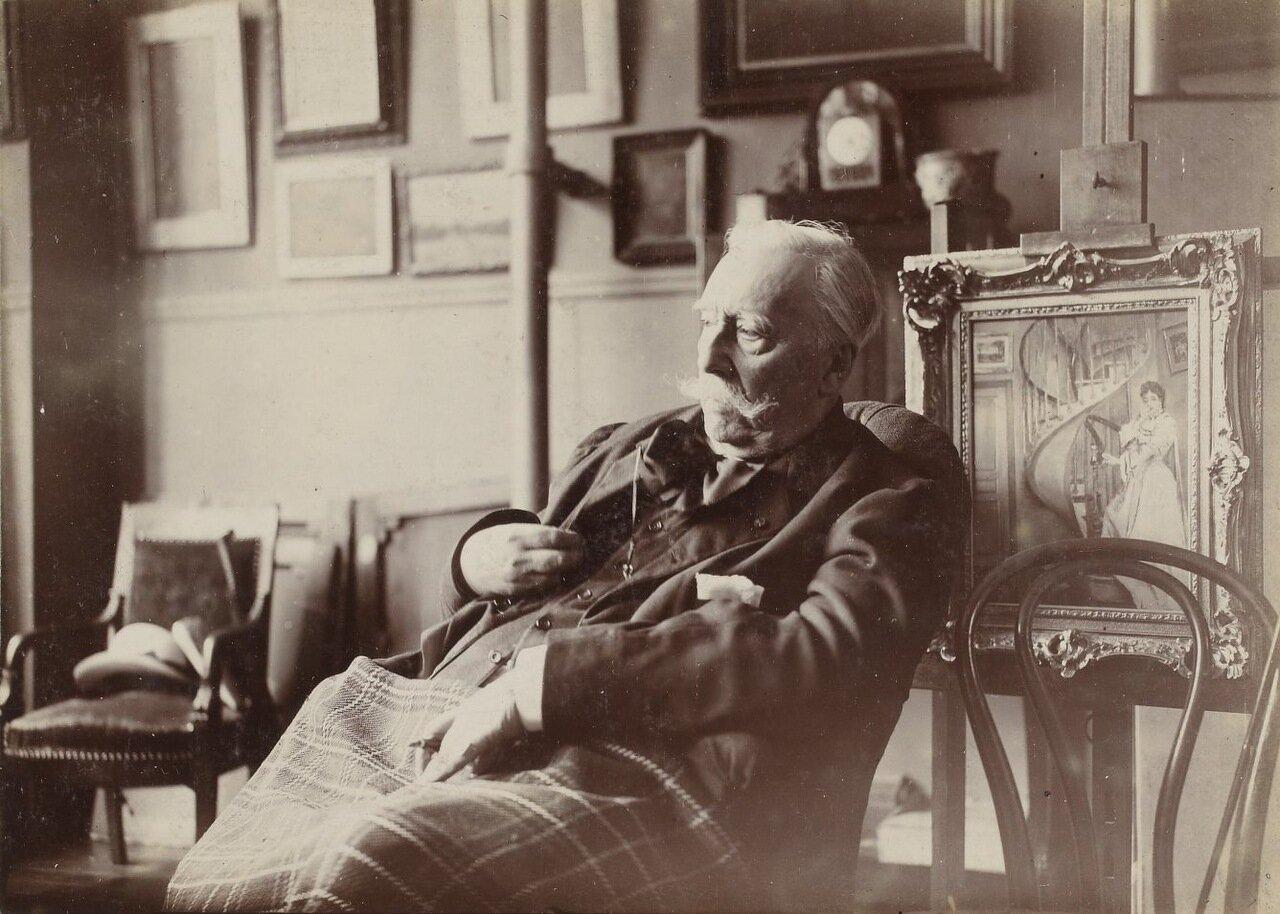 Альфред Стивенс  (1823-1906).