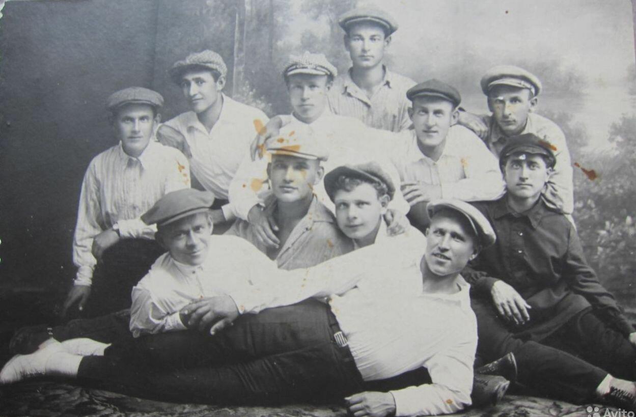 1928. Забайкалье