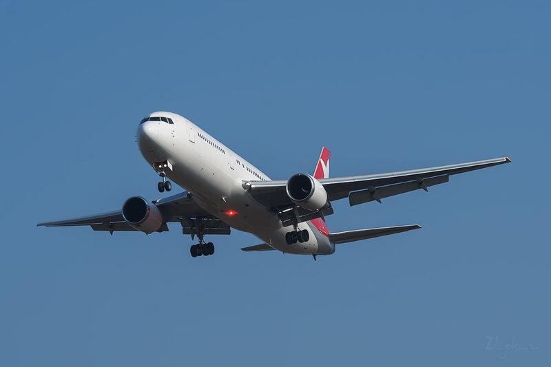 Boeing 767-306/ER (VQ-BPT) Nordwind DSC6604