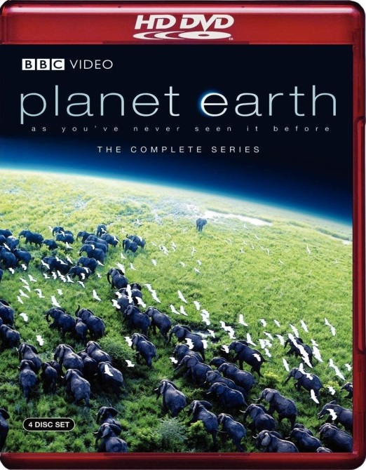 BBC: Планета Земля / BBC Planet Earth (11 серий) HDRip
