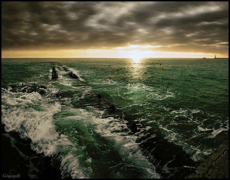 Легенды Чёрного моря
