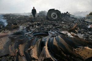 В обломках малайзийского Boeing найдены фрагменты «Бука»