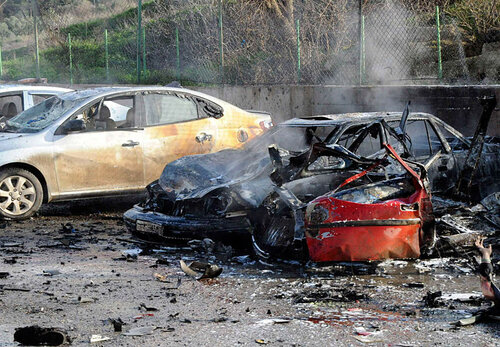 Взрыв авто на границе Сирии с Турцией унес 9 жизней