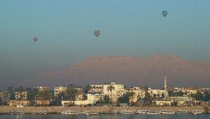 В Египте рухнул воздушный шар — из 20 один выживший