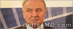 Неспособность Николая Тимофти «общаться» — высмеяли
