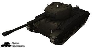 [WoT] Шкурка для танка Т21