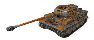 Мир танков шкурка для танка PzKpfw VI Tiger