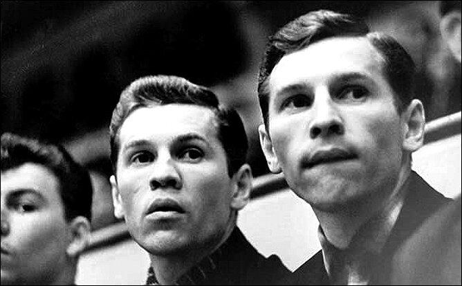 Борис и Евгений Майоровы