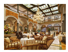 Италия. Флоренция. The St. Regis Florence. Restaurant