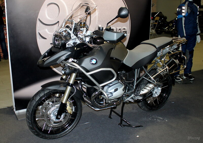 Эндуро BMW R 1200 GS Adventure