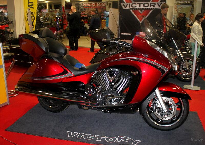 Мотоцикл Victory Vision Tour