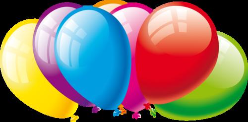 картинки шарики на прозрачном фоне
