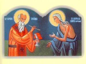 Duminica sfintei Maria egipteanca – zi de rugăciune pentru cei ce duc o viață amorală şi stricăcioasă