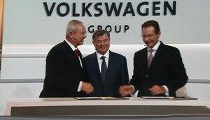 Volkswagen построит завод под Калугой
