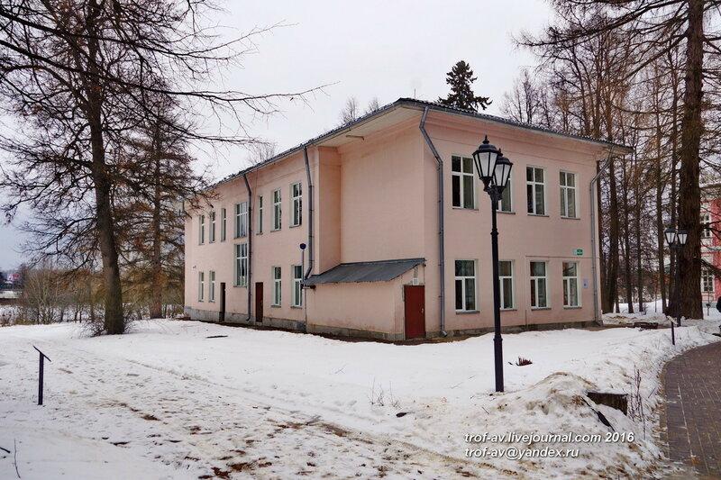 Детская школа исскуств, Усадьба Вяземы, музей-заповедник А.С.Пушкина