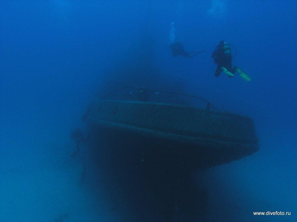 Malta wreck