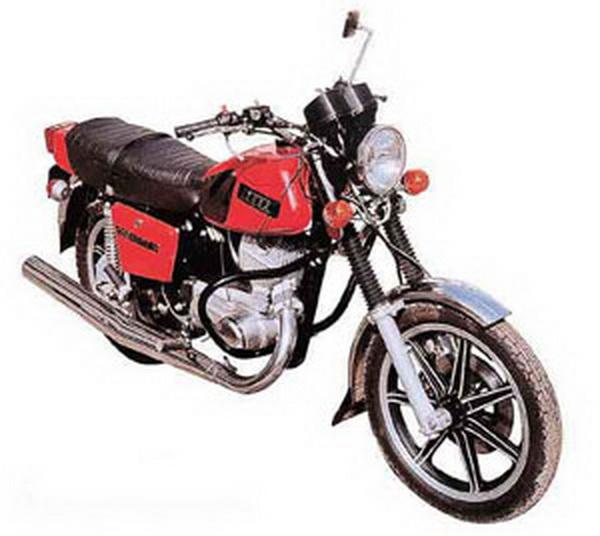 """В конце 1920-х годов создаются опытные мотоциклы  """"ИЖ """", в 30-е начинается мелкосерийное производство, и лишь в конце..."""