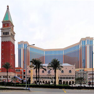 'The Venetian Macao Resort Hotel'