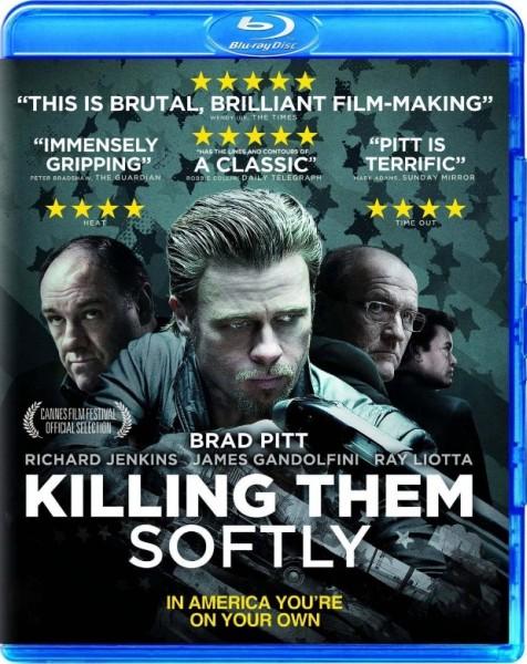 Ограбление казино / Killing Them Softly (2012) BDRemux + BDRip 1080p + 720p + HDRip