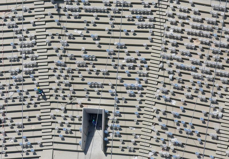 Стадион Маракана готовится к чемпионату мира 0 d9b72 3873c3a7 XL чемпионаты футбол фотографии стадионы Рио де Жанейро реконструкции Маракана Бразилия