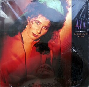 Ava – Missing You (1991) [Polydor, 849 267-1]