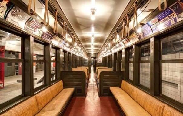 Красивые фото метро Нью Йорка сто лет назад