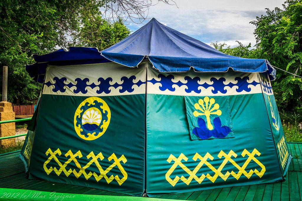 Узбекский двор