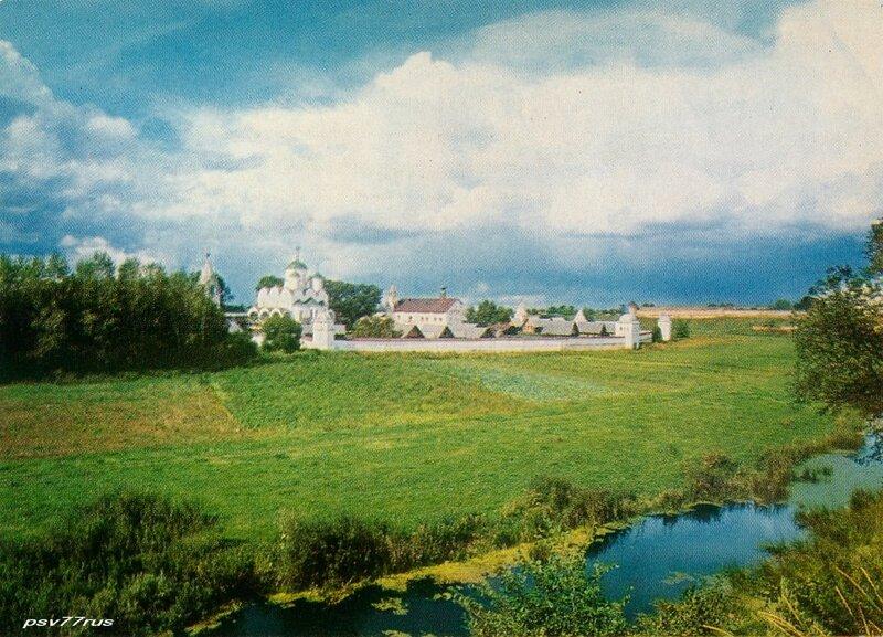 Суздаль. Ансамбль Покровского монастыря. XVI-XVIII вв.