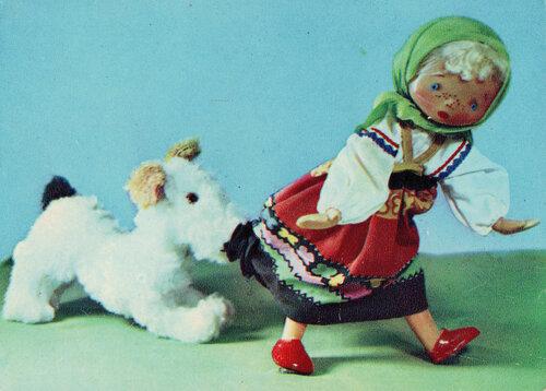 1968_Попалась_Е. Лаврова и Е. Аскинази