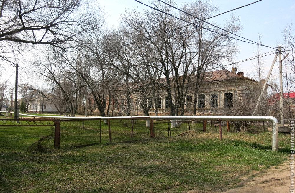 Посёлок красный яр волгоградской области основан казаками