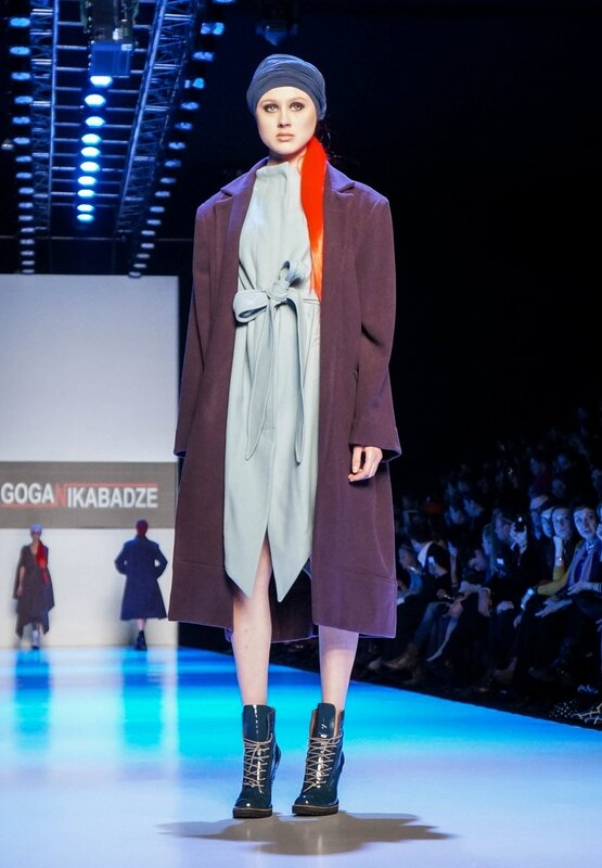 0 81758 585ea64c XL Goga Nikabadze на Mercedes Benz Fashion Week